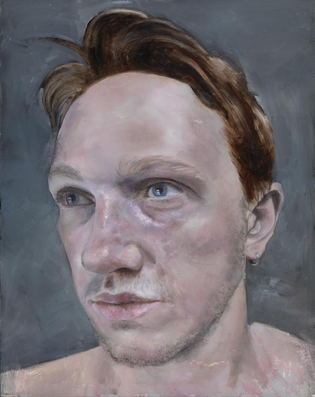 Hennessy Portrait Prize 2016